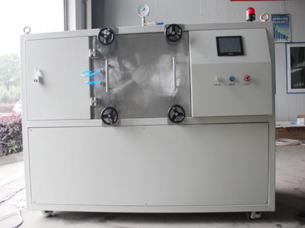 RWS-6微波高温卧式马弗炉
