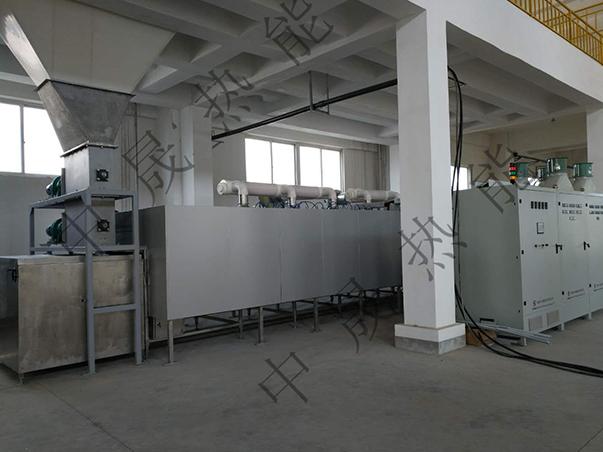 微波干燥窑